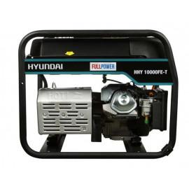 Генератор Hyundai HHY 10000FE-T фунція (VTS) | 7,5/8 кВт (Корея)