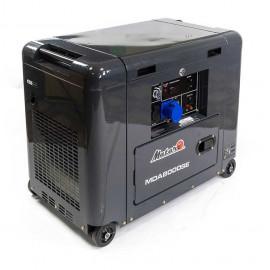 Генератор Matari MDA8000SE | 5,5/6 кВт (Япония)