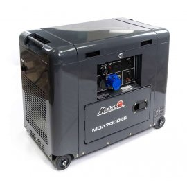 Генератор Matari MDA7000SE+ATS | 4,5/5 кВт (Япония)