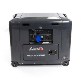 Генератор Matari MDA7000SE+ATS | 4,5/5 кВт (Японiя)