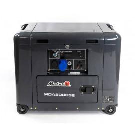 Генератор Matari MDA8000SE+ATS | 5,5/6 кВт (Японiя)