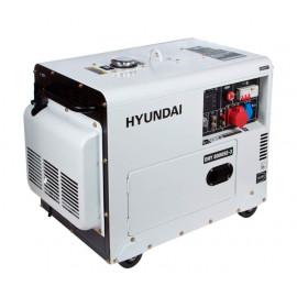 Генератор Hyundai DHY 8000 SE - 3 | 6/6,5 кВт (Корея)
