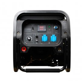 Генератор зварювальний Hyundai DHYW 210 AC | 4,5/5 кВт (Корея)