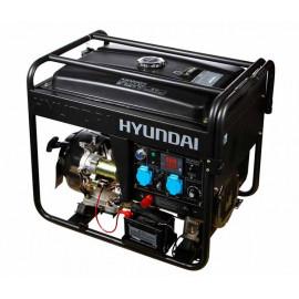 Генератор зварювальний Hyundai HYW 210AC | 4,5/5 кВт (Корея)