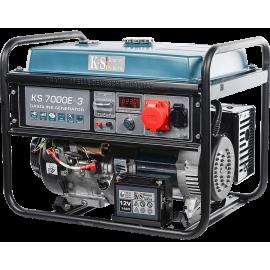 Генератор Konner&Sohnen 7000 E-3 | 5/5,5 кВт (Германия)