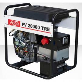 Генератор Fogo FV 20000 TRE |7,2/8 (14/15,6) кВт (Польша)