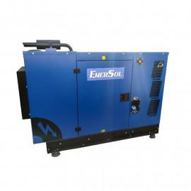 Генератор EnerSol SКRS-35К | 25/28 кВт (Турция)
