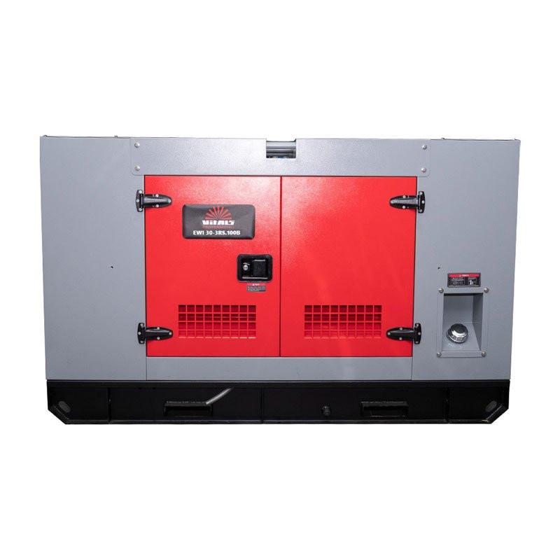 Генератор дизельный Vitals Professional EWI 30-3RS.100B   30/33 кВт (Латвия)