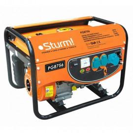 Генератор Sturm PG8756 | 5/5,5 кВт (Германия)