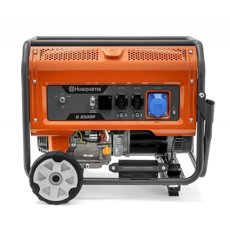 Генератор Husqvarna G8500P | 7,5/8 кВт (Швеція)