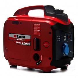 Генератор инверторный Utool UIG-2000 | 1,6/2 кВт (Тайвань)