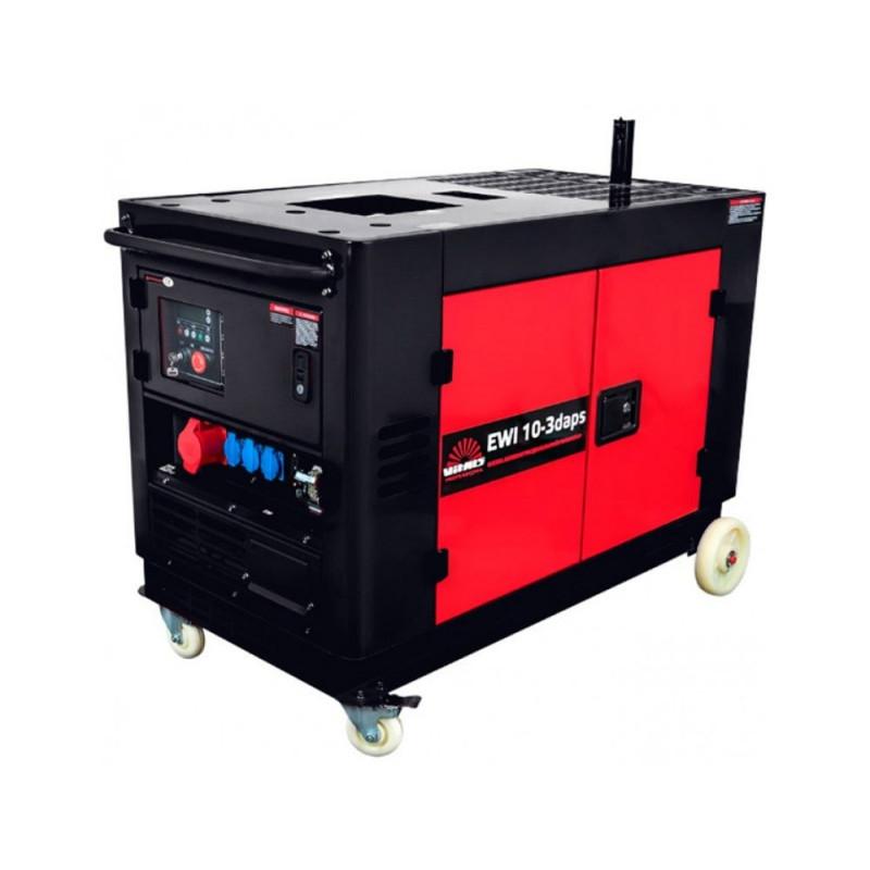 Генератор Vitals Professional EWI 10-3daps | 10/11 кВт (Латвия)