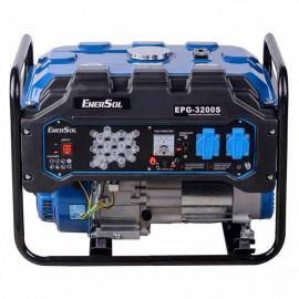 Генератор бензиновий EnerSol EPG-3200S| 2.8/3.2 кВт (Китай)