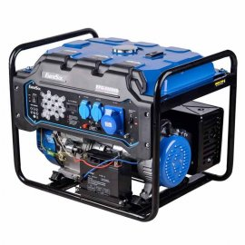 Генератор бензиновий EnerSol EPG-5500SE | 5/5,5 кВт (Китай)