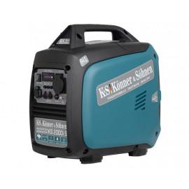 Генератор инверторный Konner&Sohnen KS 2000i S | 1,8/2 кВт (Германия)