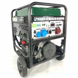 Генератор Iron Angel EG12000E3/1 | 10/11 кВт (Нидерланды)