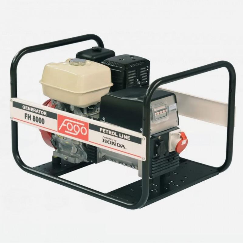 Генератор Fogo FH 8000   5/6,4 кВт (Польша)