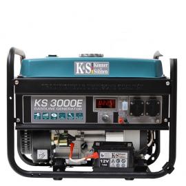 Генератор двохпаливний Konner&Sohnen 3000 E | 2,6/3 кВт (Німеччина)