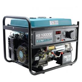 Генератор двухтопливный Konner&Sohnen 10000 E | 7,5/8 кВт (Германия)