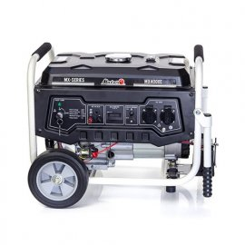 Генератор двухтопливный газ-бензин Matari MX4000E | 2,8/3 кВт (Япония)
