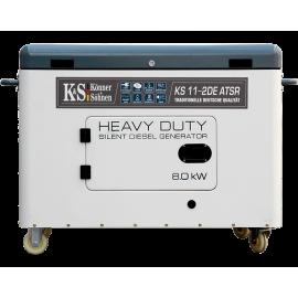 Генератор Konner&Sohnen KS 9202HDES-1/3 atsR | 7/7,5 кВт (Німеччина)