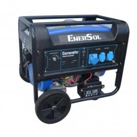 Генератор бензиновый EnerSol SG-8Е-3В | 7/8 кВт (Турция)