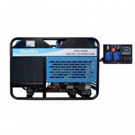 Генератор EnerSol SKD-12E   10/11 кВт (Турция)