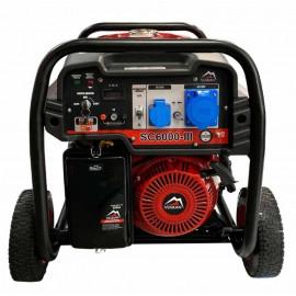 Генератор двохпаливний Vulkan SC6000-III (Gasoline/LPG)