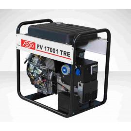 Генератор бензиновый Fogo FV 17001RTE