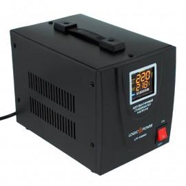 Стабілізатор напруги LogicPower LPT-1500RD BLACK (1050W) | 1,05 кВт (Китай)