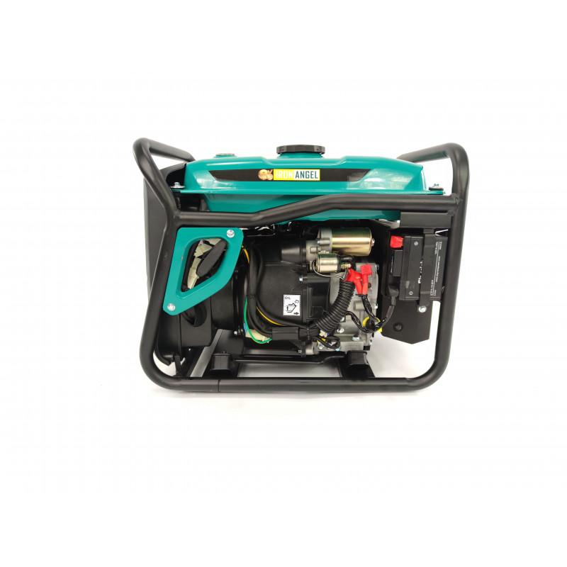 Генератор iнверторний Iron Angel EG4000IE | 3,6/4 кВт (Нідерланди)