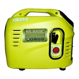 Генератор бензиновый инверторный Konner&Sohner KSB 21i S