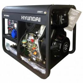 Генератор дизельный Hyundai DHY 8500 LE | 6,5/7,2 (Корея)