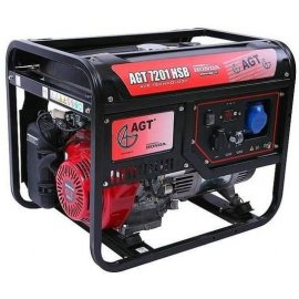 Генератор AGT 7201 HSB TTL | 5/6 кВт (Румыния)