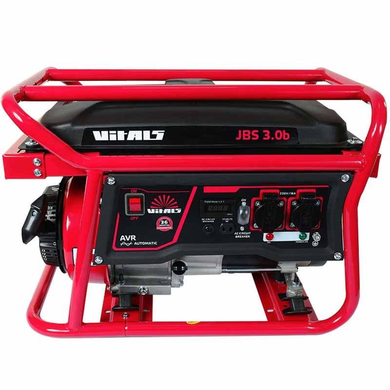 Генератор Vitals JBS 3.0b | 3/3.2 кВт (Латвия)