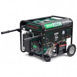 Генератор IRON ANGEL EG7500E | 7/7,5 кВт (Нидерланды)