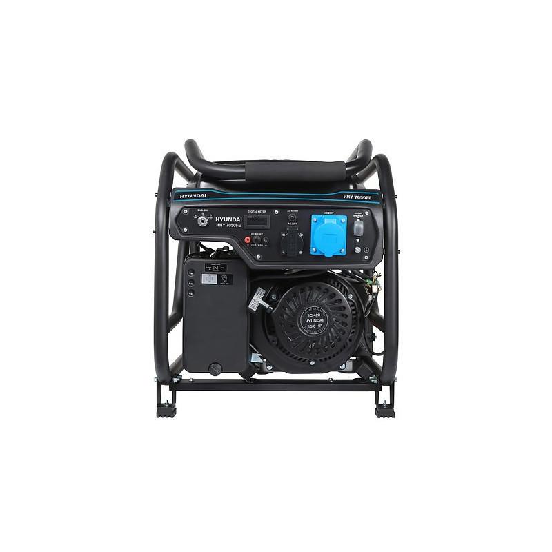 Генератор Hyundai HHY HHY 7050FE-Т | 5/5,5 кВт (Корея)