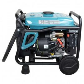 Двохпаливний генератор газ-бензин Konner&Sohnen KS 4100iEG