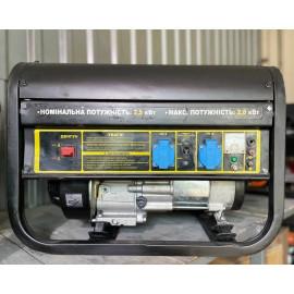 Генератор Forte FG3500   2,4/2,7 кВт (Китай)