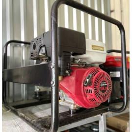 Генератор бензиновый сварочный AGT WAGT 220 DC HSB б/у
