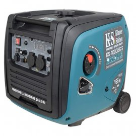 Двохпаливний генератор газ-бензин Konner&Sohnen KS 4000iEG S