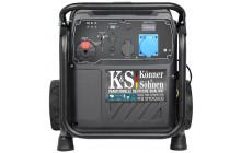 Генератор інверторний Konner&Sohner KS 8100iEG   7,2/8 кВт (Німеччина)
