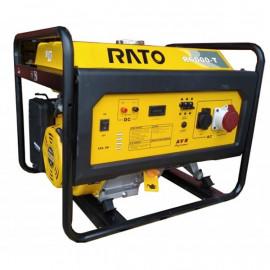 Генератор Rato R6000-T | 5,5/6 кВт (Китай)