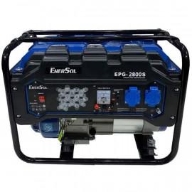 Генератор бензиновый EnerSol EPG-2800S| 2,5/2,8 кВт (Турция)