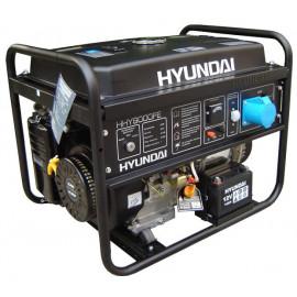 Генератор Hyundai HHY 9000 FE | 6/6,5 кВт (Корея)