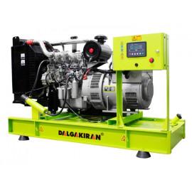 Генератор Dalgakiran DJ 70 NT | 51,2/56 кВт (Турция)