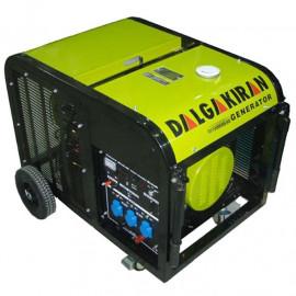 Генератор Dalgakiran DJ 12000 BG ME | 10,8/12 кВт (Турция)