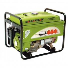 Генератор Dalgakiran DJ 5500 BG | 5/5,5 кВт (Турция)