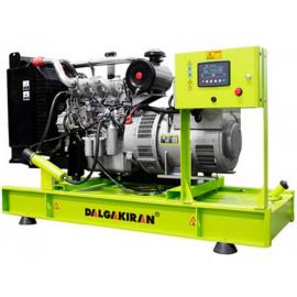 Генератор Dalgakiran DJ 13 NT | 9,6/10,4 кВт (Турция)