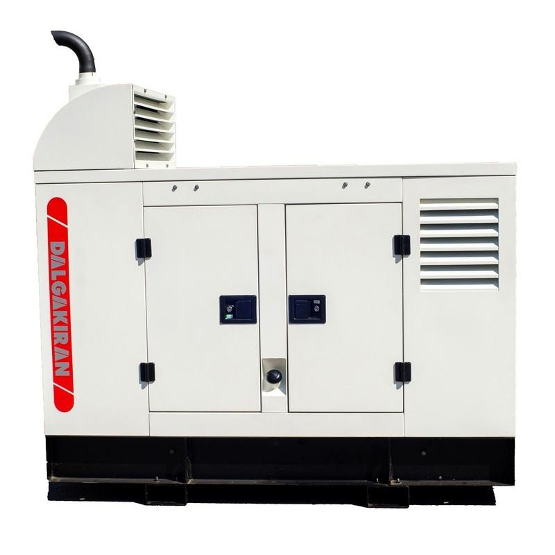 Генератор Dalgakiran DJ 154 CP | 112/123,4 кВт (Турция)